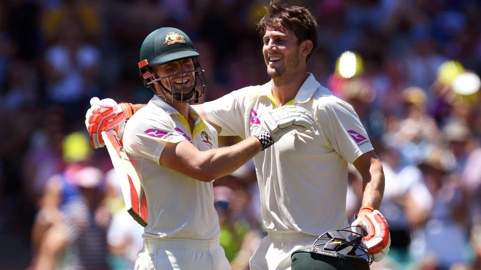 The Ashes,Ashes 2017-18,Mitchell Marsh