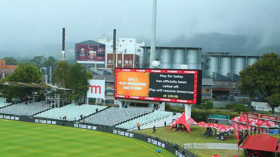 There will be 98 overs bowled on day four and five with bright sunshine predicted for the remainder of the game. (BCCI )