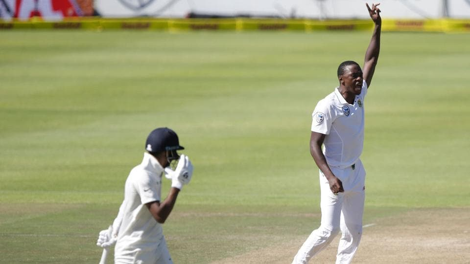 Philander takes six as South Africa beat India in first test