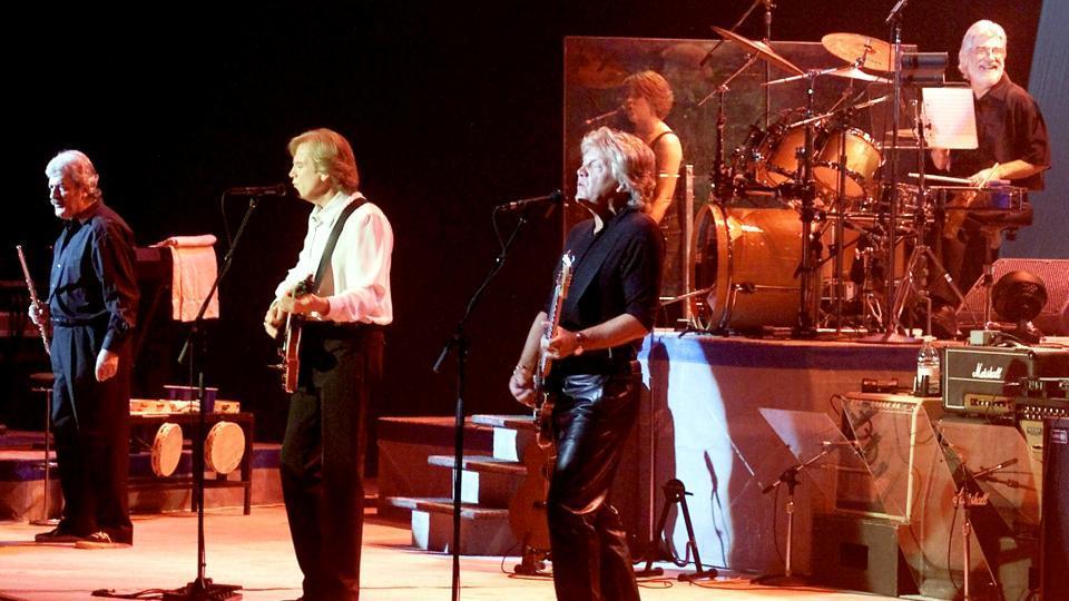 Legendary British rock group