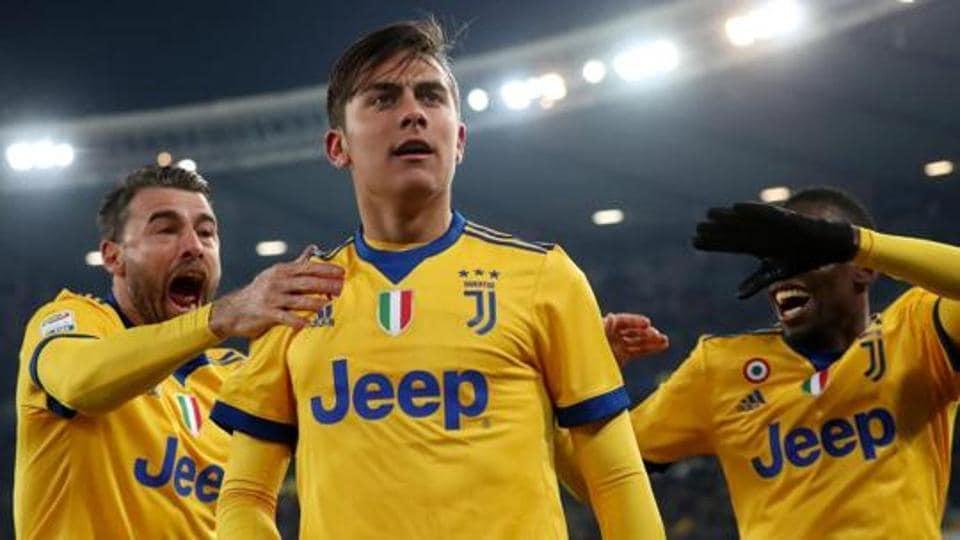Paulo Dybala,Juventus FC,Football