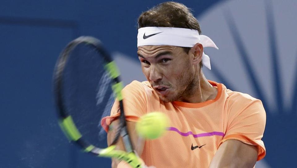 Rafael Nadal earlier withdrew from the 2018 Brisbane International but will now play in the Kooyong Classic ahead of the Australian Open.