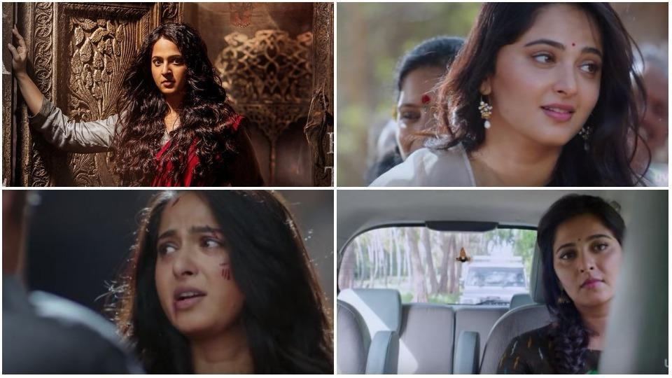 Bhaagamathie trailer:Anushka Shetty plays an intriguing part in this thriller.