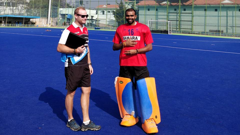 PR Sreejesh is set to make his comeback to the Indian men's national hockey team in the four-nation tournament in New Zealand.