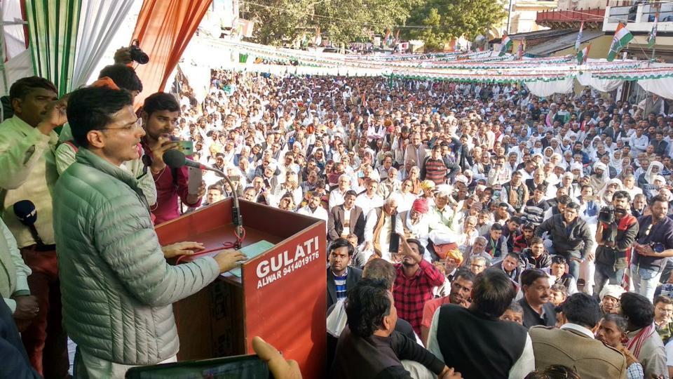 Alwar bypoll,Rajasthan bypolls,Sachin Pilot