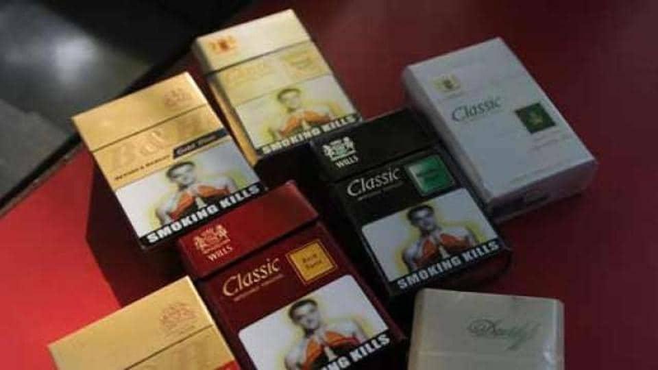 Tobacco warnings,Supreme court,Cigarette packs