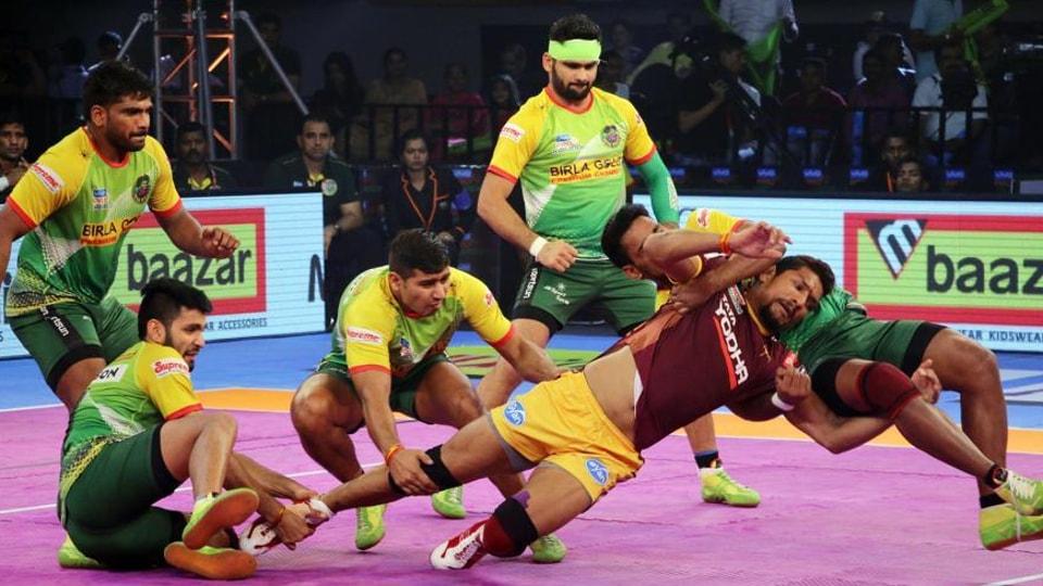 Kabbadi players,sports injuries,knee injury