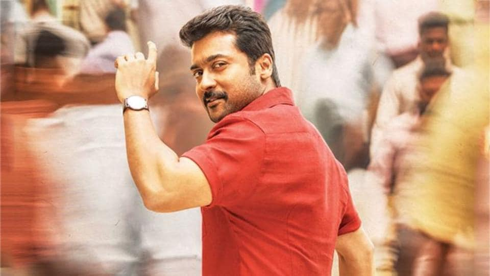 Thaana Serntha Kootam is said to be a remake of Akshay Kumar's Special 26.