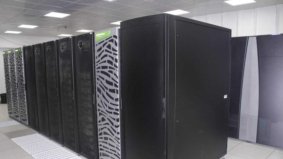 Mumbai news,Supercomputer,Pratyush HPC