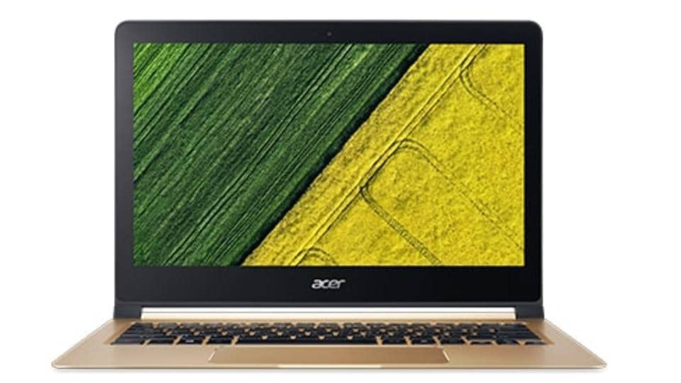 "The company also announced Acer ""Spin 3"" with 8th-Gen Intel Core processor."
