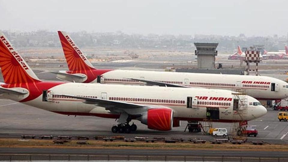 Air India is considering providing laptops to its premium travellers.