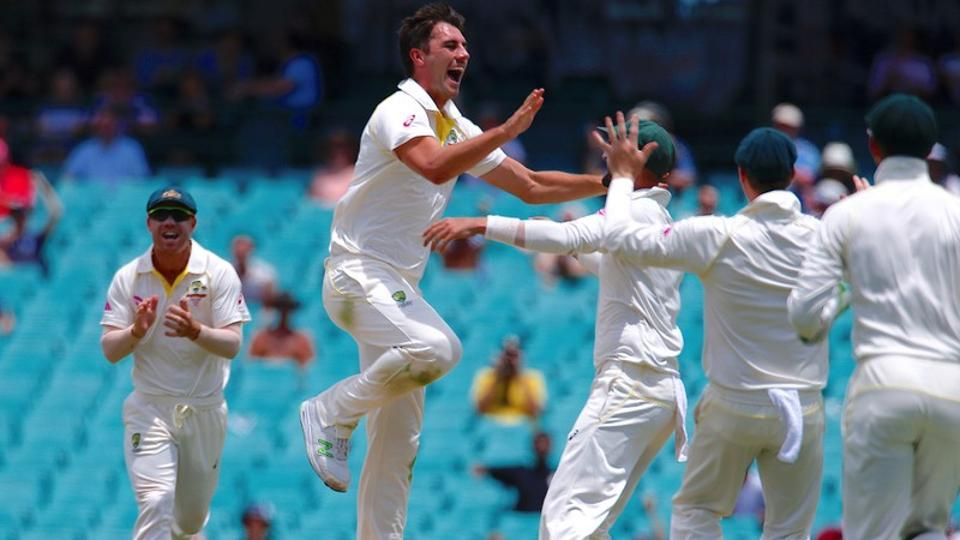 The win at Sydney caps off a summer of domination by the Australian cricket team.  (REUTERS)