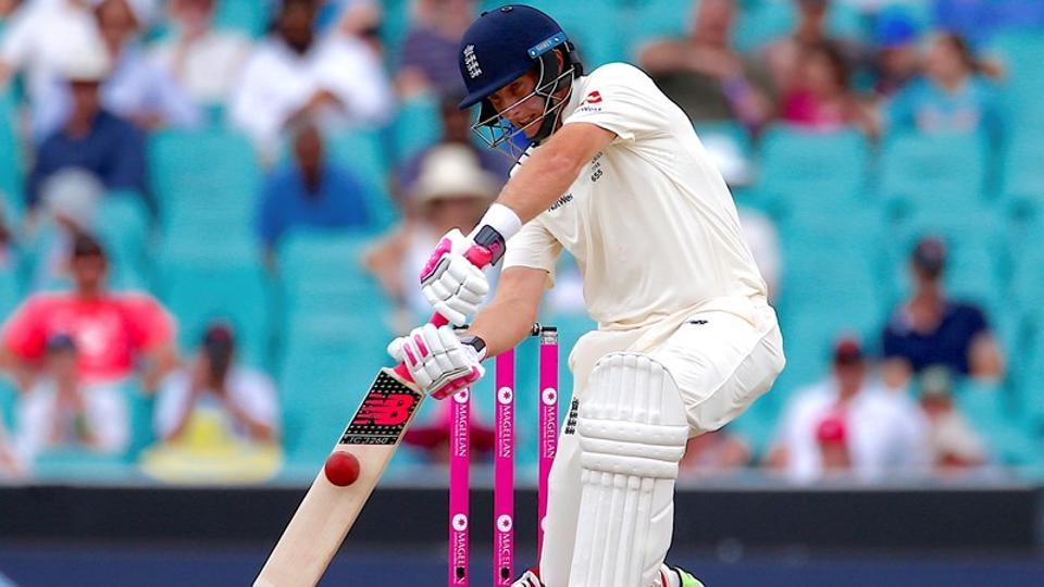 England captain Joe Root's heroics weren't enough to save his side from succumbing to a 4-0 series defeat.  (REUTERS)