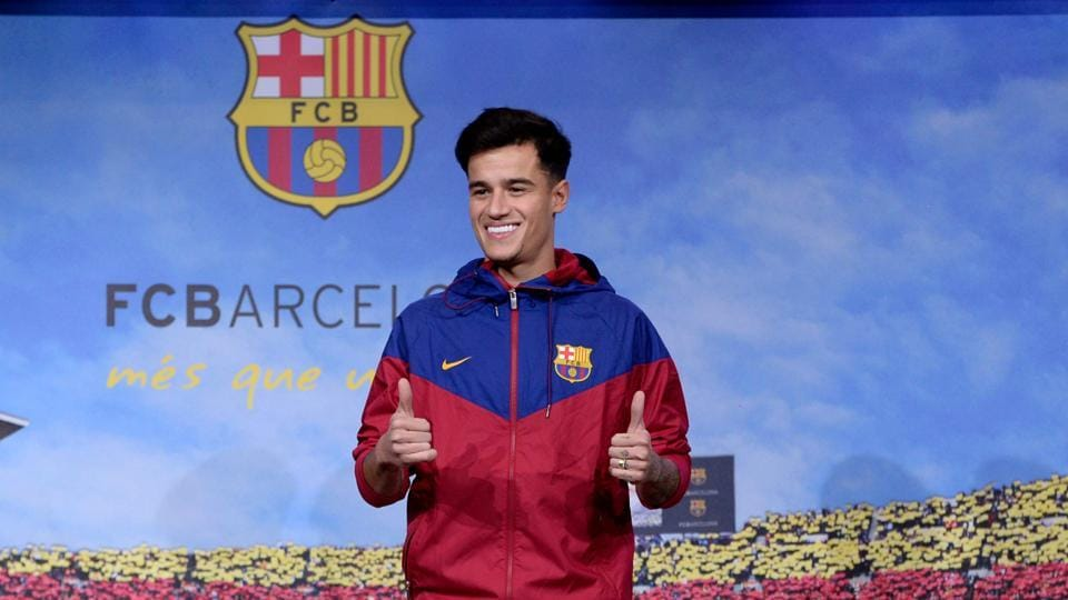 FC Barcelona,Philippe Coutinho,Liverpool FC