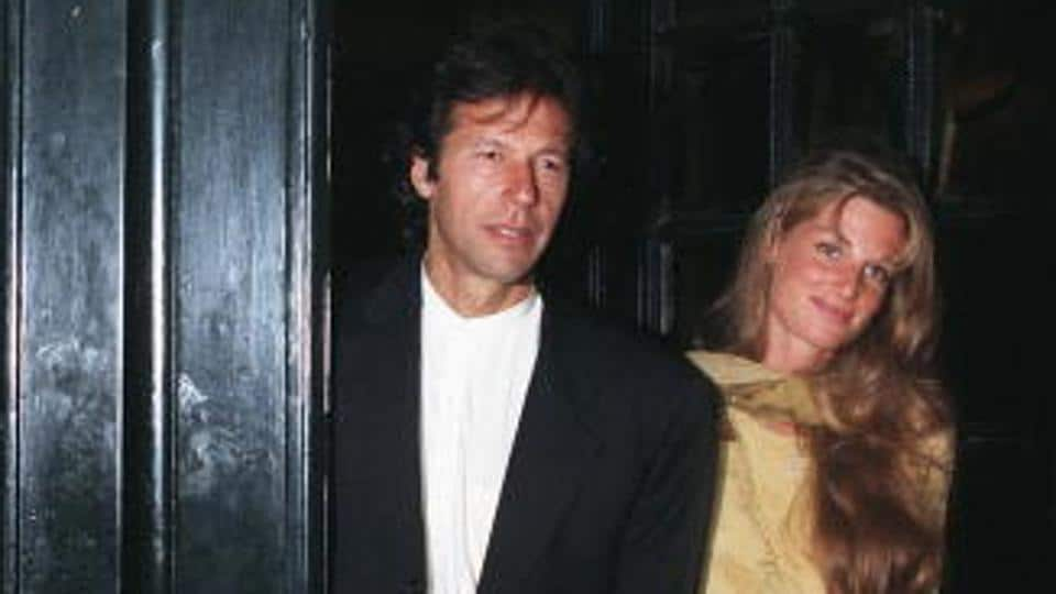 Imran Khan, who turned to politics after retiring from cricket, had earlier been married to socialite Jemima Goldsmith.