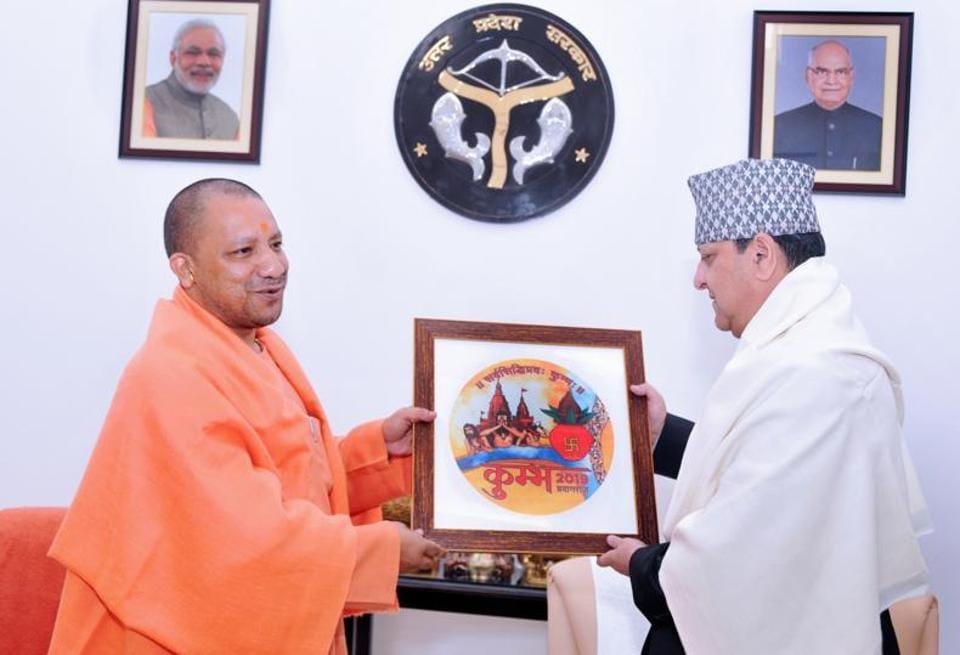 Ex-Nepal king,Guru Gorakshnath,Indo-Nepal border