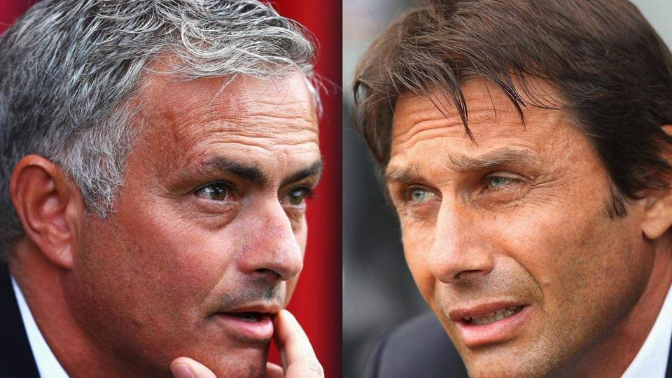 Antonio Conte,Jose Mourinho,Chelsea F.C.