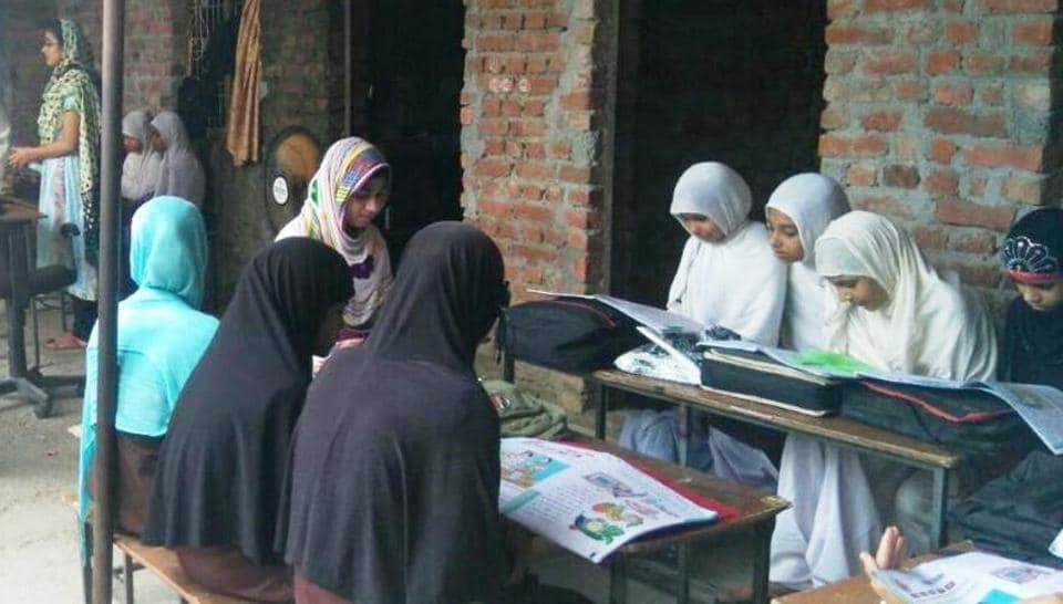 A madrasa in Dehradun.