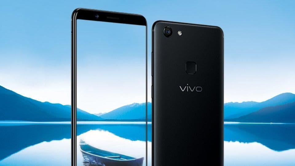 Vivo,Vivo in-Display Phone,Vivo CES 2018