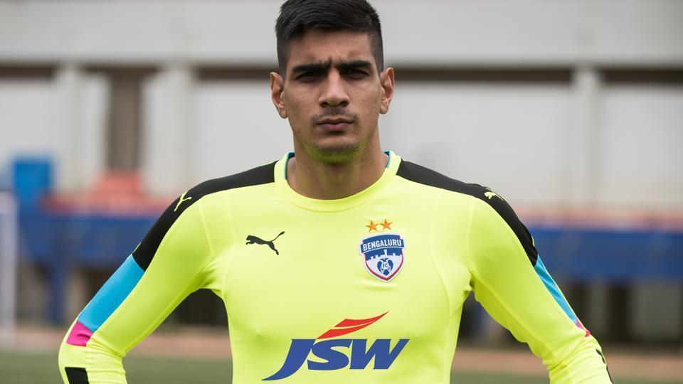 Gurpreet Singh Sandhu,Bengaluru FC,Stabaek FC