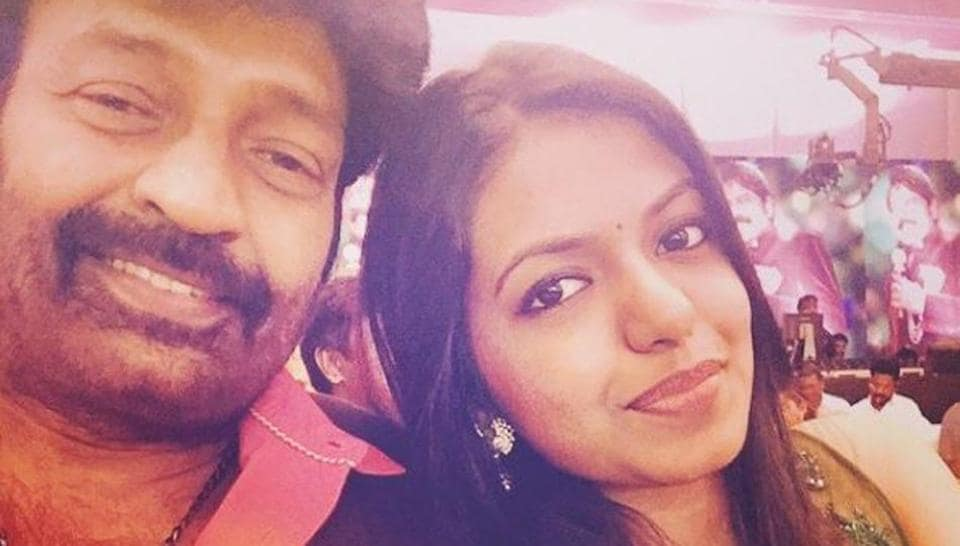 Shivani is the elder daughter of actor Rajsekhar.