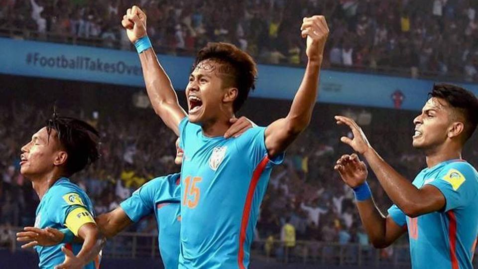 I-League,Jeakson Singh,Indian Arrows