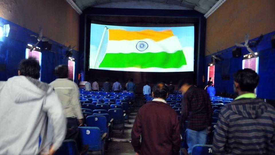 National anthem,Supreme Court,Cinema halls