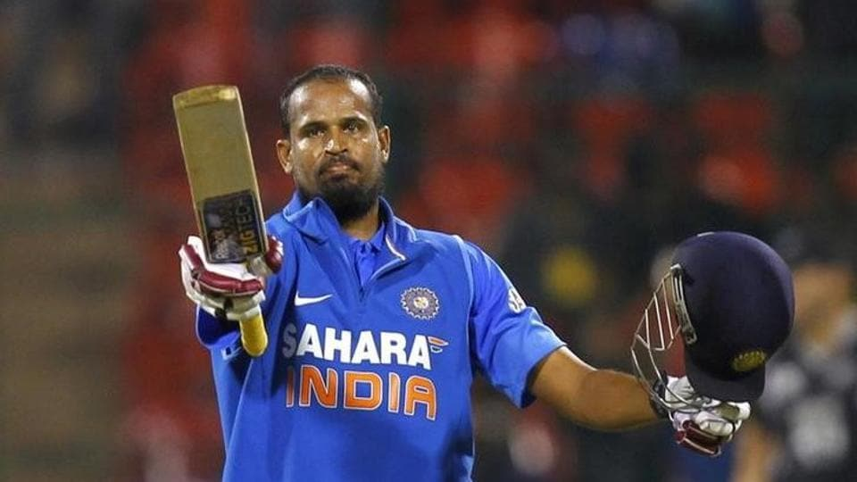 Yusuf Pathan was punished with a back-dated ban of 5 months on Tuesday for a doping violation. Significantly, his ban will end on January 14, having started on August 15 last year. The 35-year-old was banned after he inadvertently ingested a prohibited substance, which can be commonly found in cough syrup. (Danish Siddiqui / REUTERS File)