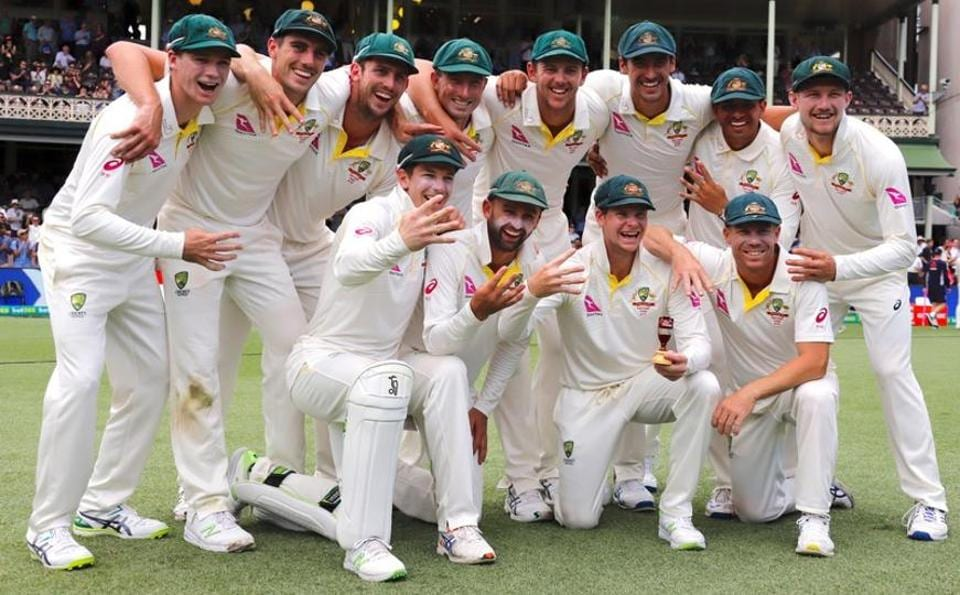Australia handed England a humiliating 4-0 rout in the five-match Ashes series which ended with the Sydney Test.
