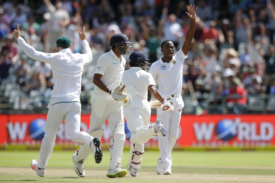 Rabada Ranked Number 1 Test Bowler by ICC