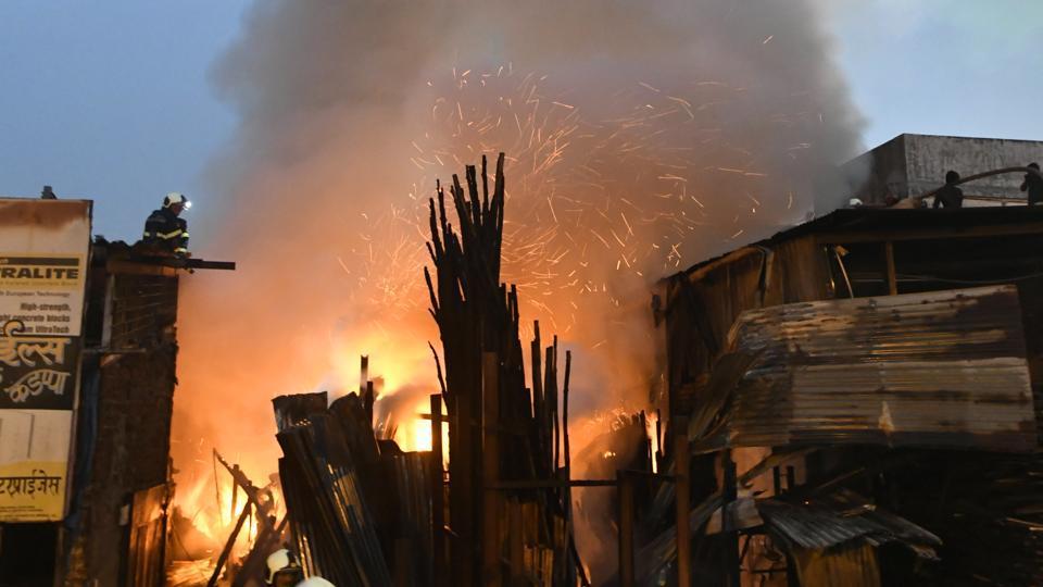 Mumbai,fire,Mumbai fires