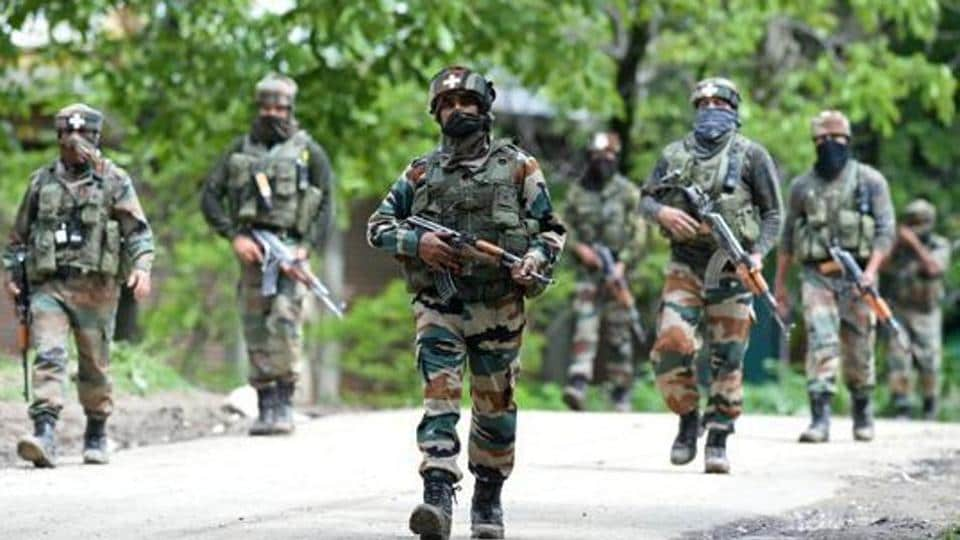 The army plans to equip around a lakh soldiers with new assault rifles this year.