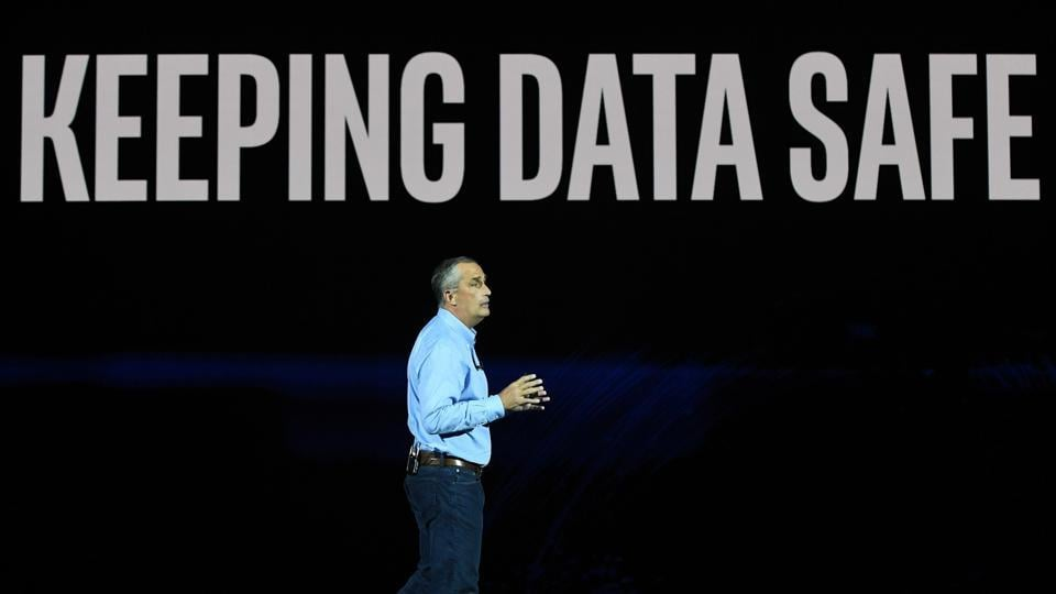 Meltdown, Spectre: Intel CEO says your data is safe but update your