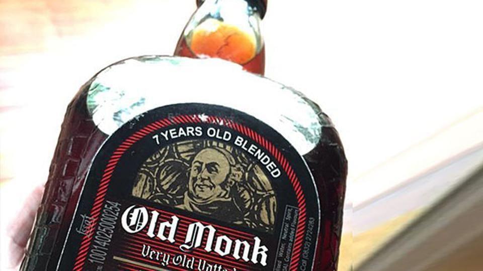 Kapil Mohan,Old Monk,Old Monk rum