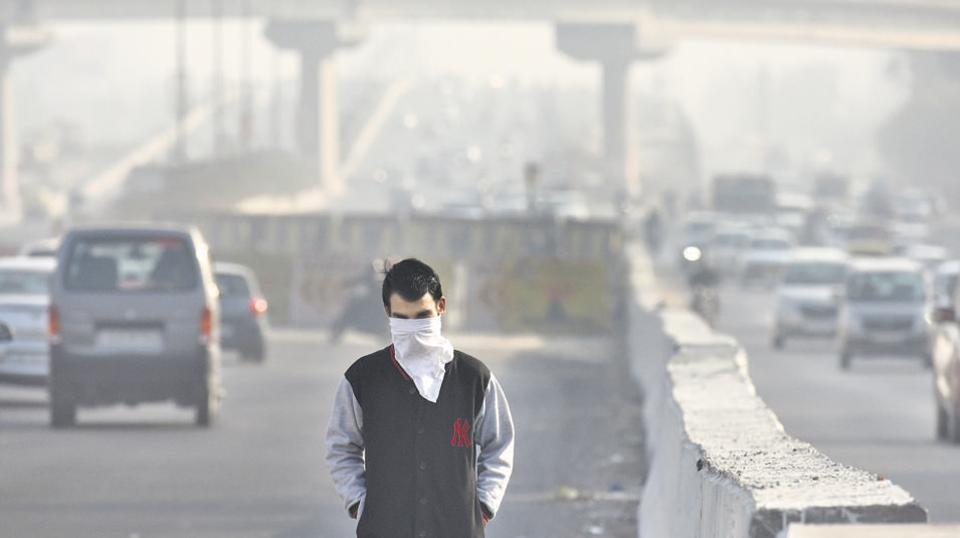 Patparganj has emerged as one of the new pollution hotspots in Delhi.