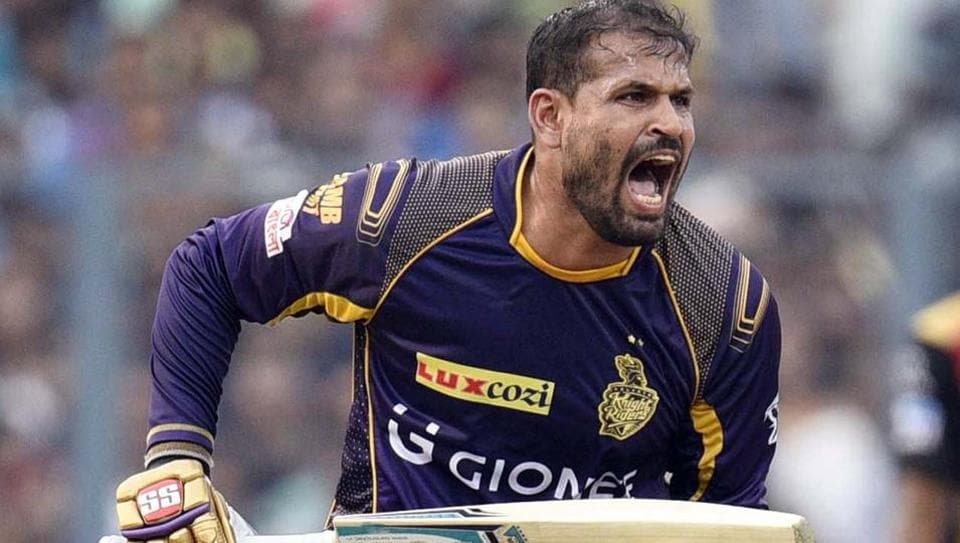 Yusuf Pathan has received a back dated ban of 5 months from the BCCI for a doping violation.