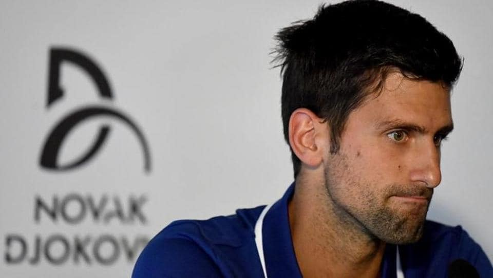 Novak Djokovic,Australian Open,tennis
