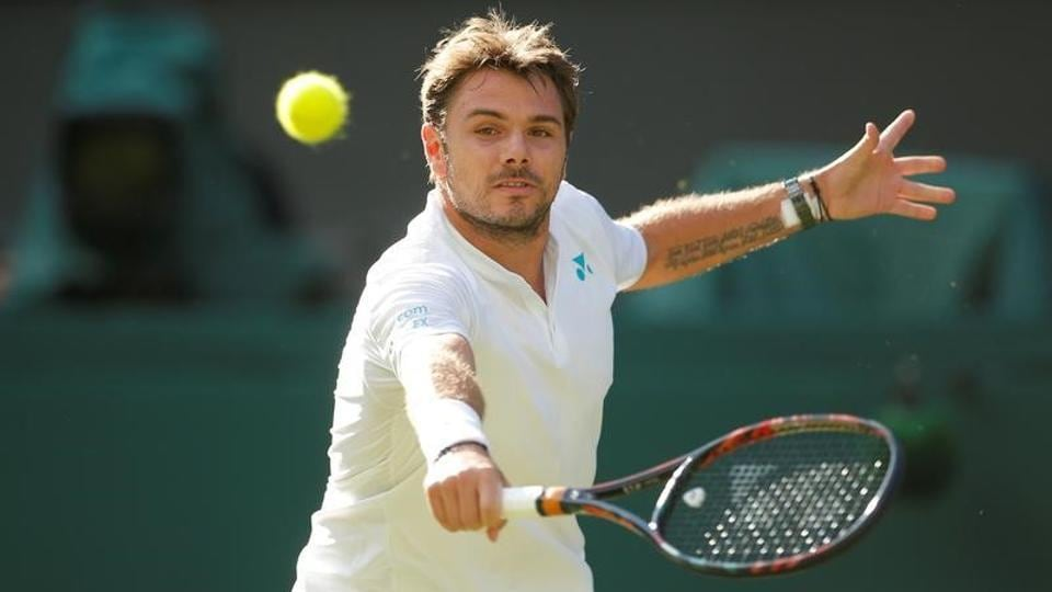 Stan Wawrinka said he feels positive about playing in the Australian Open, a tournament that has already been hit hard by some high-profile absentees.