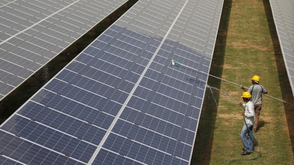 WTO,Solar power,India US