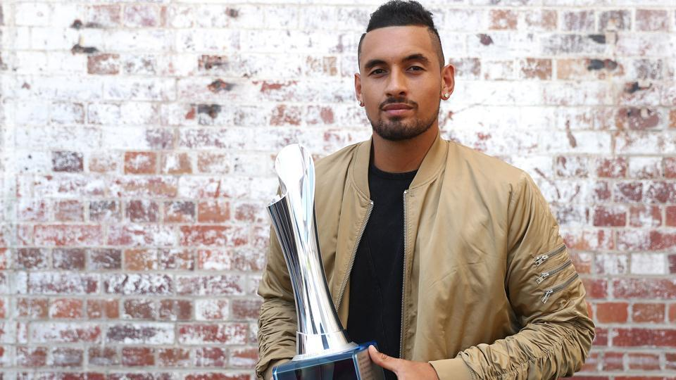 Nick Kyrgios has had a great start to the season and the Aussie won the Brisbane International title last week, hinting at peak form for the Australian Open. Novak Djokovic believes the Aussie has it in him to beat Rafael Nadal and Roger Federer this year.