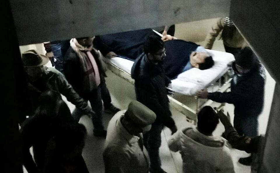 Mukhtar Ansari,Uttar Pradesh,SGPGI