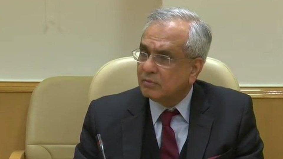 NITI Aayog,Budget,NITI Aayog vice chairman