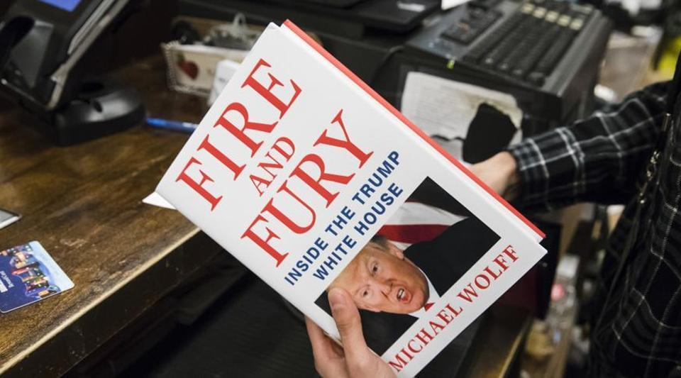 Fire and Fury,1984,The Handmaid's Tale