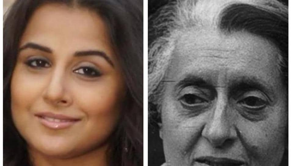 Sagarika Ghose,Vidya Balan,Indira: India's Most Powerful Prime Minister