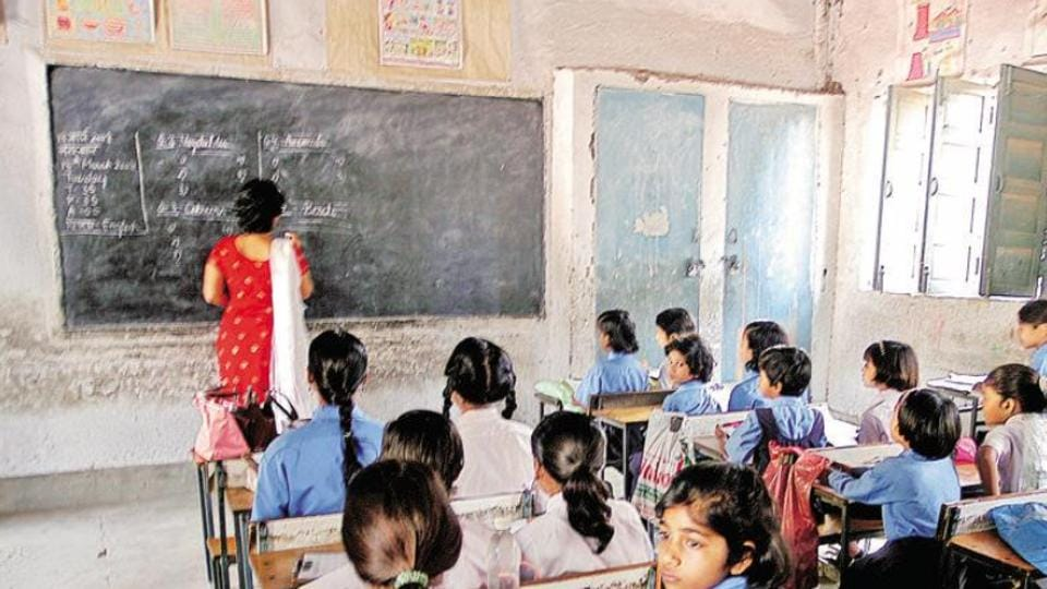 The teachers have been complaining about the extra work is being assigned to them at the cost of students' studies.