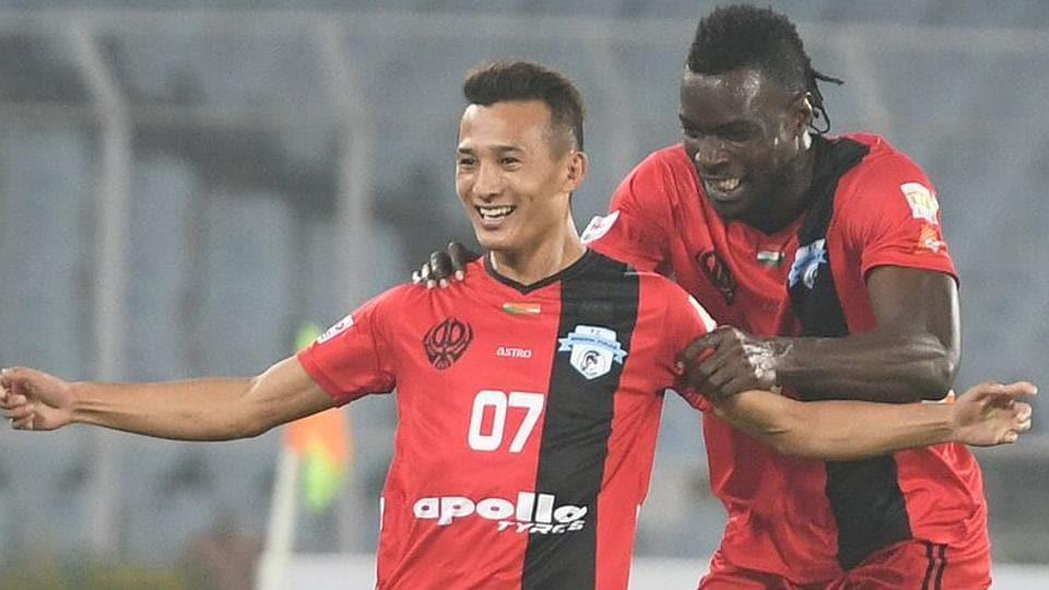 I-League 2017-18,Minerva Punjab FC,Mohun Bagan