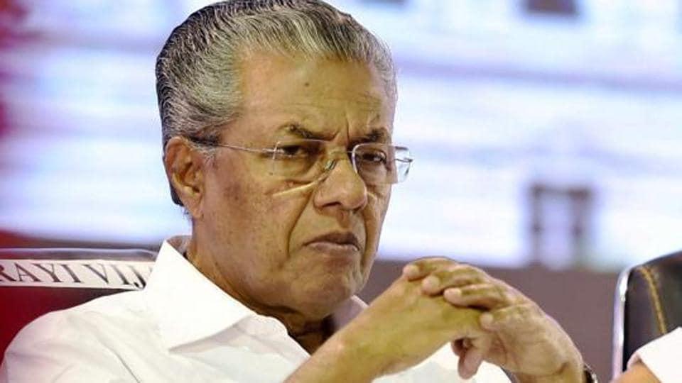 Kerala CM,Chopper row,Pinarayi Vijayan