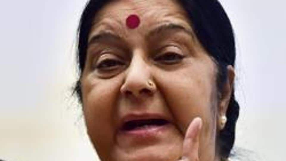 Sushma Swaraj,Overseas employment,unregistered agents