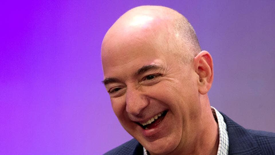 Jeff Bezos,Amazon,Amazon CEO