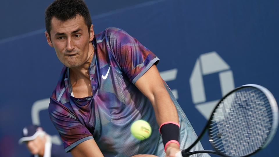 Troubled Bernard Tomic was denied a wildcard to next week's Australian Open.